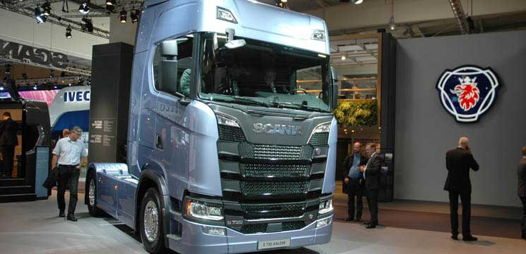 scania truck of the year 2017